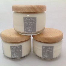 Natural Wax and Essential Oil Candle 325ml