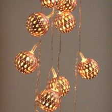 Maroq Copper Galore LED light chain