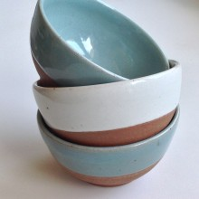 Mali Ceramic Snack Bowl