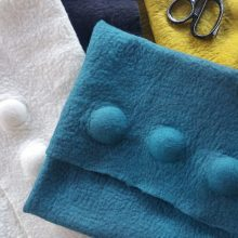 Pure New Wool Scatter Cushion