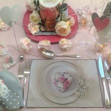Party Table Décor Set (for 8 guests)