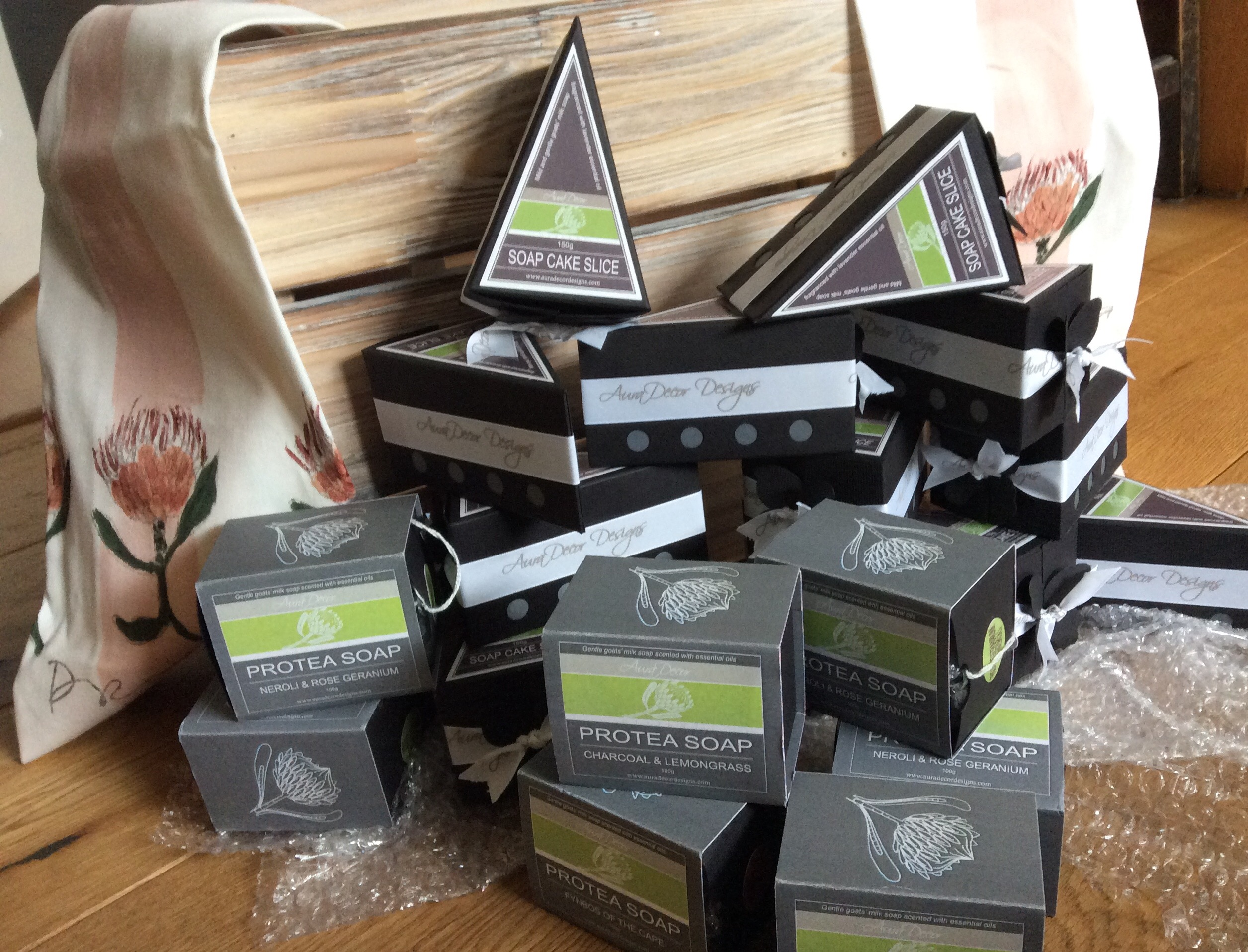 goats milk fragranced soap essential oils south african